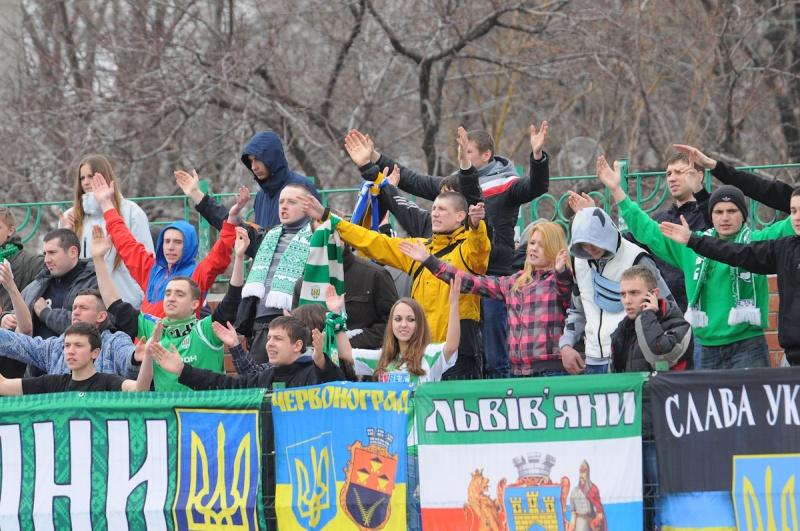 Футбол Металлург Карпаты