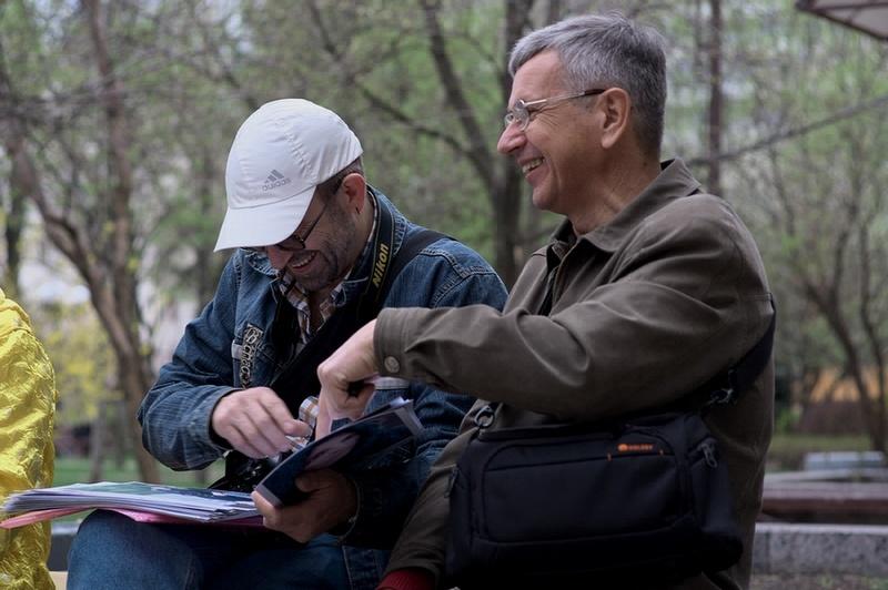 Сушка в Донецке