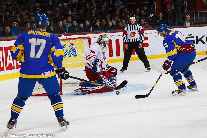 Украина Польша хоккей