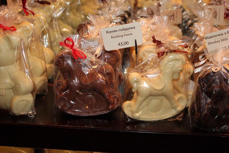 Львов шоколадная мастерская