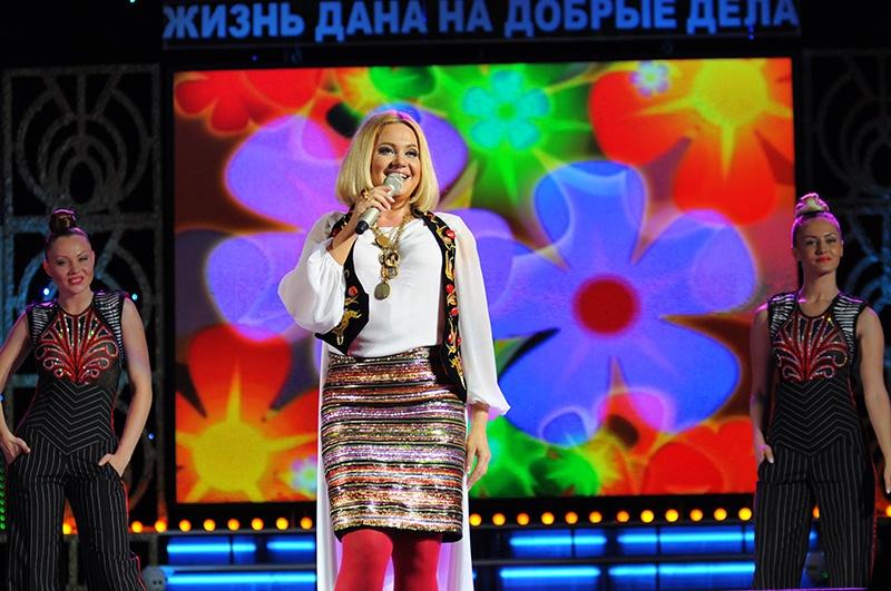 Наталья Бучинская. Праздничный концерт