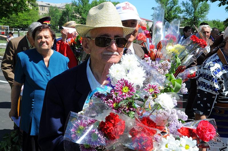 День Победы. Красноармейск