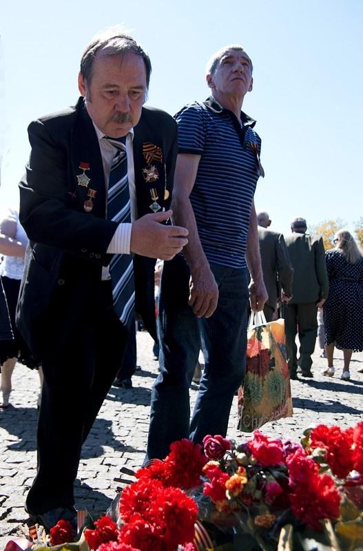 День Победы Донецк 2013