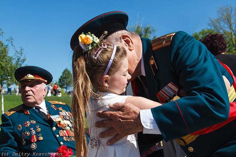 68-годовщина Победы. Донецк