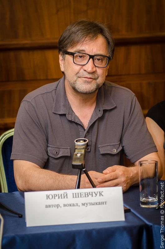 Юрий Шевчук ДДТ