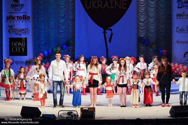 Best child model of Ukraine 2013