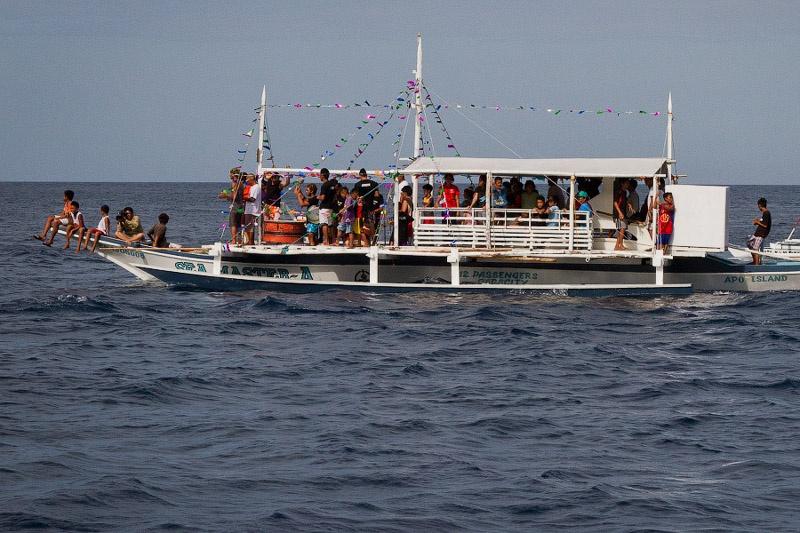 остров Апо фиеста