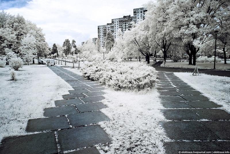 Infrared Kiev