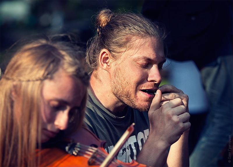 акустический концерт на Шипоте