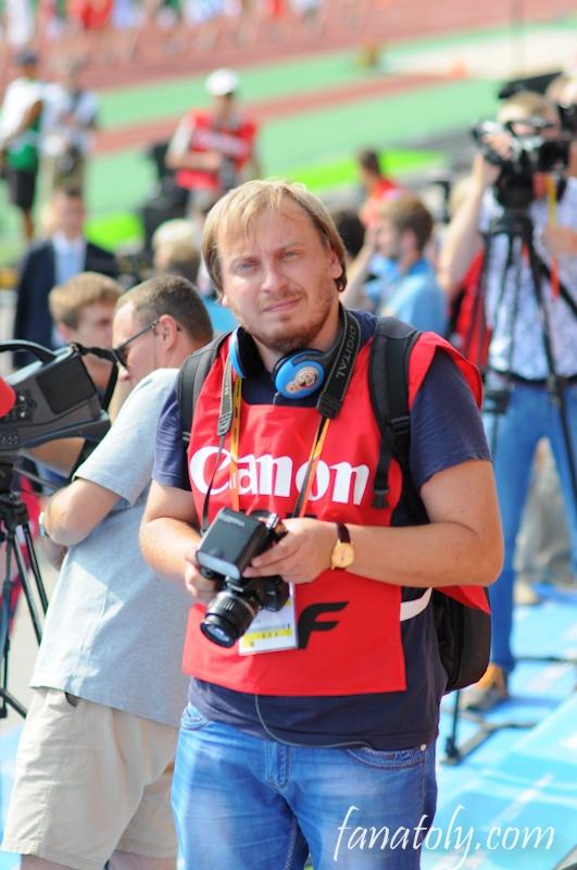 Чемпионат Мира по легкой атлетике Донецк