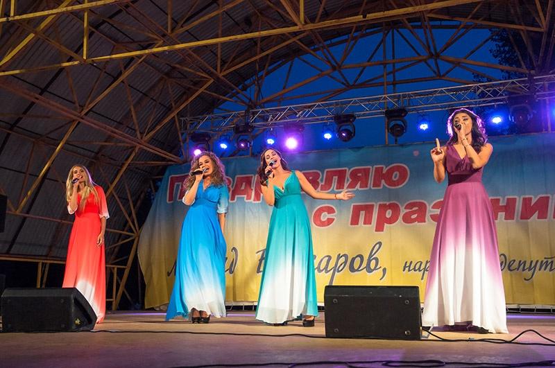 День шахтера Красноармейск