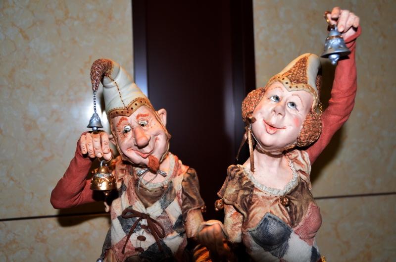 Выставка кукол в Донецке