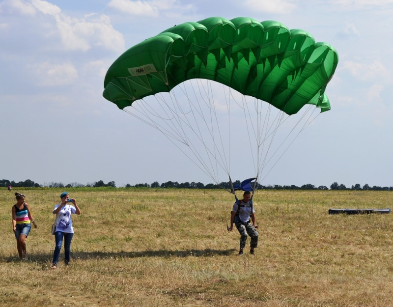 Моспино парашютные прыжки