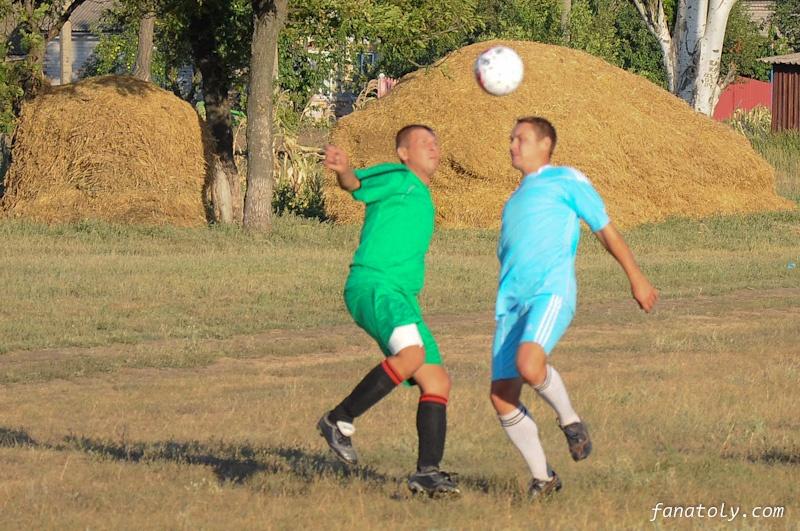 Любимівка Рівнопілля футбол