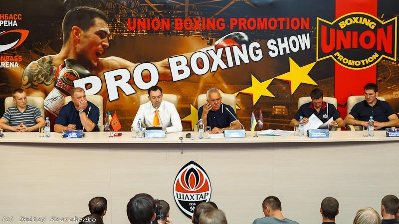 Pro Boxing Show 14