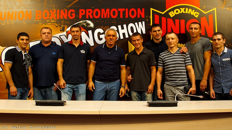Pro Boxing Show 14