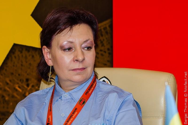 Марьяна Борисова супервайзер
