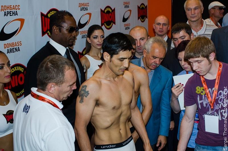 Пресс-конференция Pro Boxing Show XIV