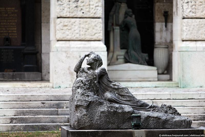 Кладбище Керепеши Будапешт