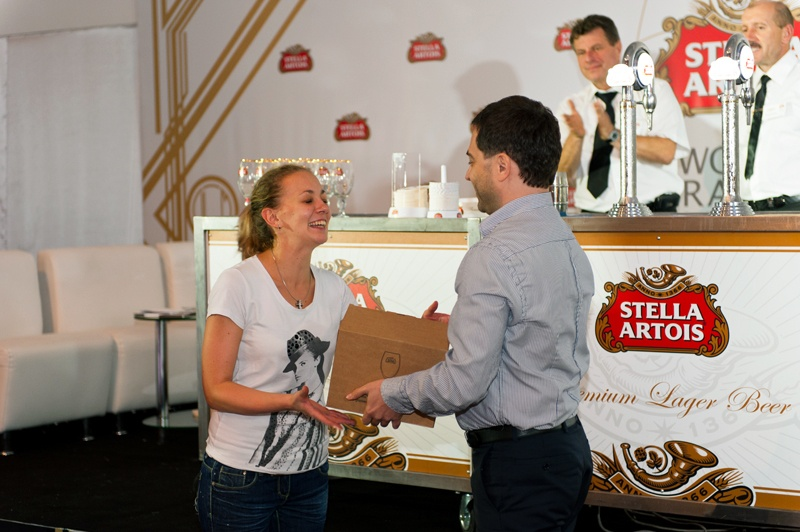 Stella Artois World Draught Master 2013