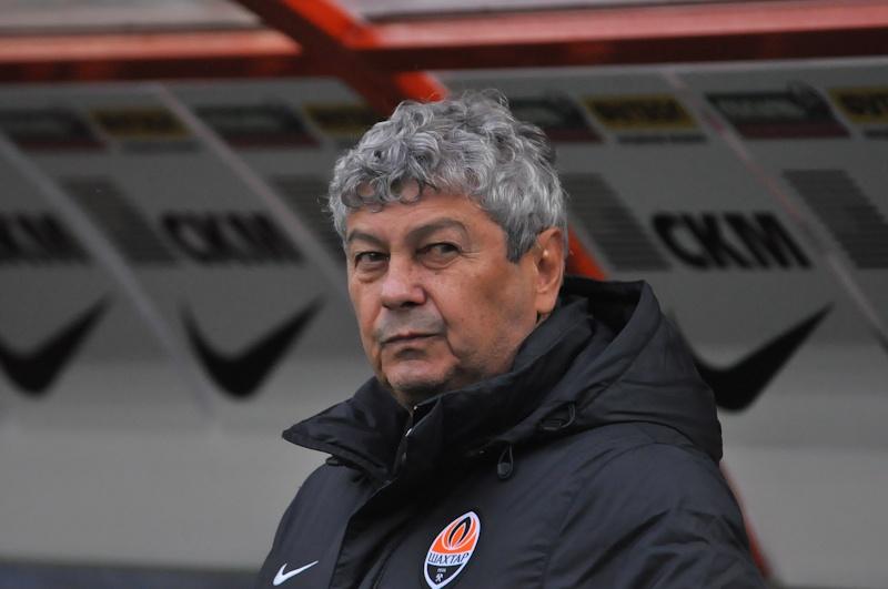 Футбол Шахтер Заря