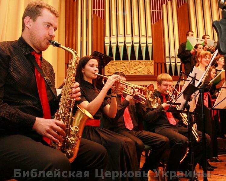 Международный Христианский Джазовый Хор
