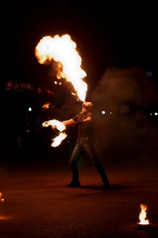 """Feuer Frei"" - Евгений Dexter"