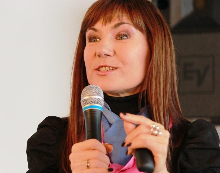 Ирина Емец («Viva! Биография»)