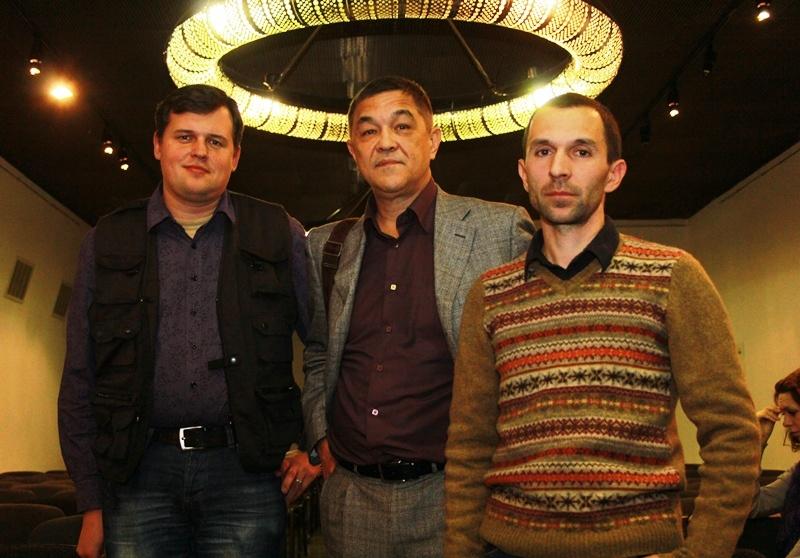 Денис Лапин, Искандер Хисамов, Боев Александр