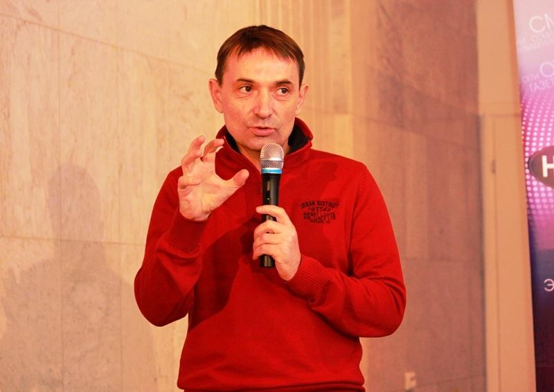 Сергей Гайдай(политтехнолог)