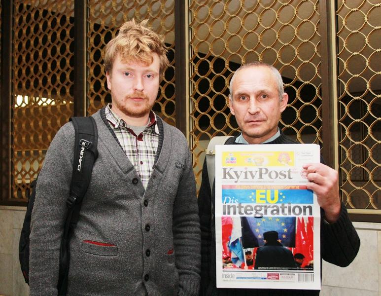 Константин Черничкин, Виталий Скобликов