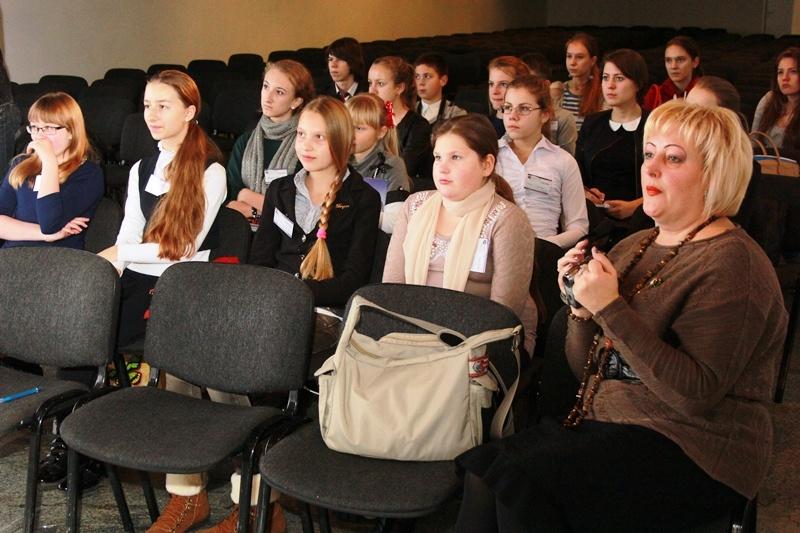 Юные журналисты с Детского Телевизионного Агентства «33 канал»