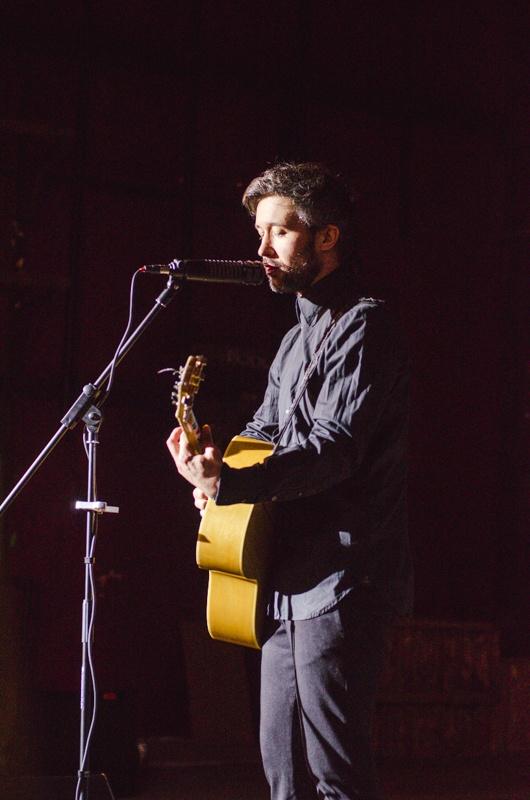 Сергій Бабкін сольний концерт у Києві