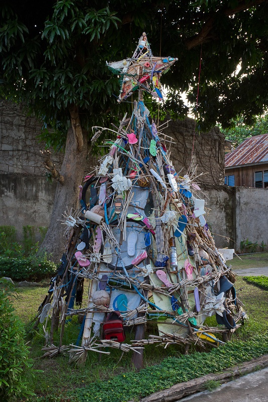 Филиппины Рождественская елка