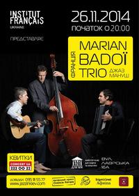 Marian Badoï Trio