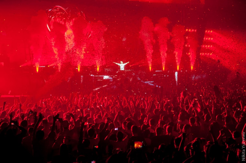 Armin van Buuren в Киеве