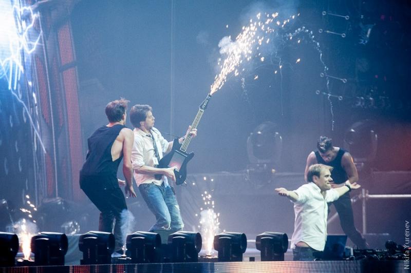 Bagga Bownz и Armin van Buuren в Киеве