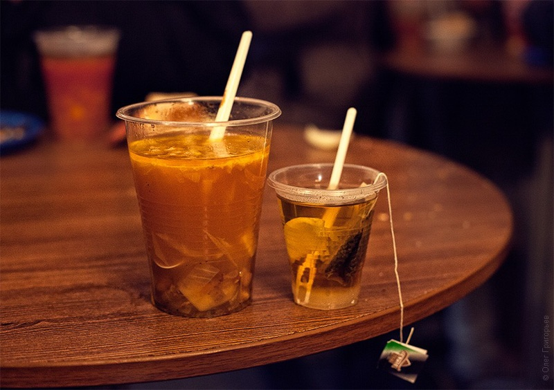 майдан чай и мивина