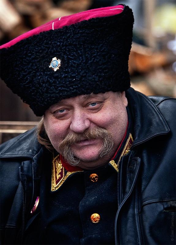 евромайдан козаки