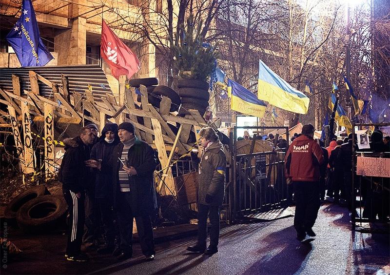 революция украина