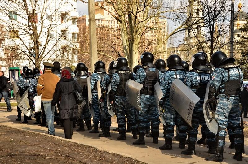 Донецкий Евромайдан