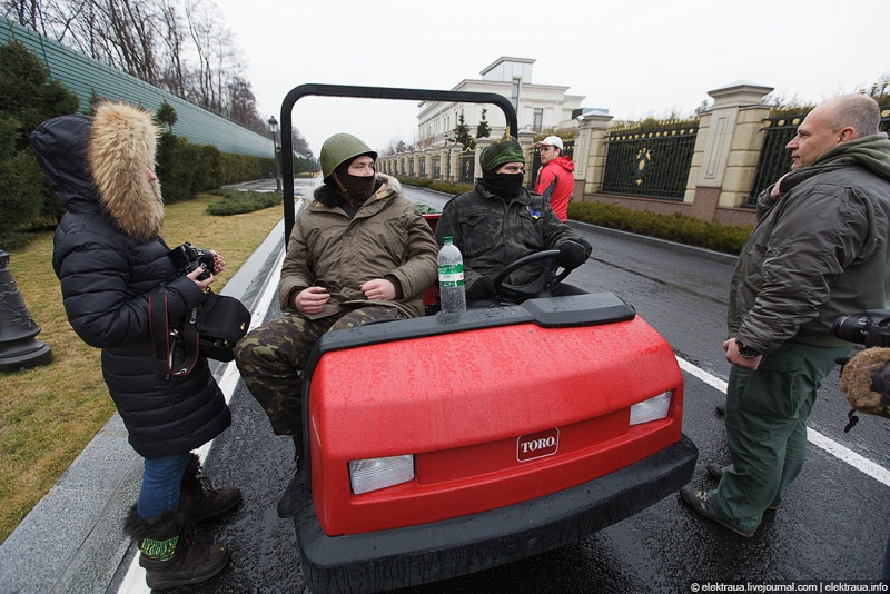 Межигорье Януковича