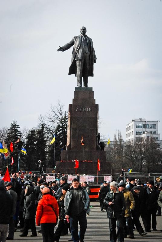 Харьковский Ленин