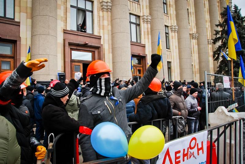 Харьков переворот