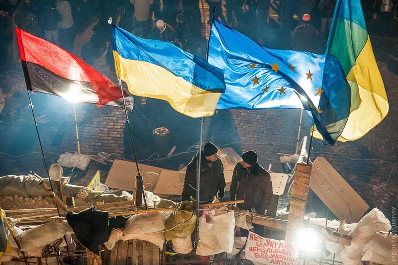Мирный Евромайдан