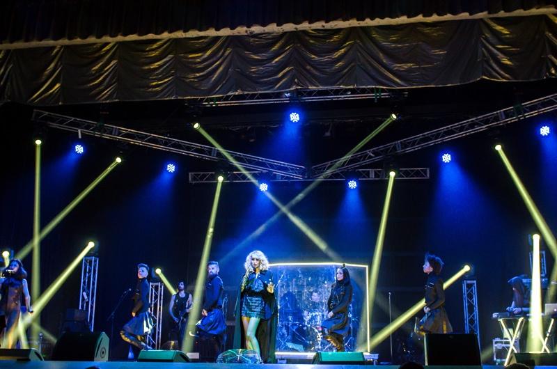 Светлана Loboda в Донецке - 2014