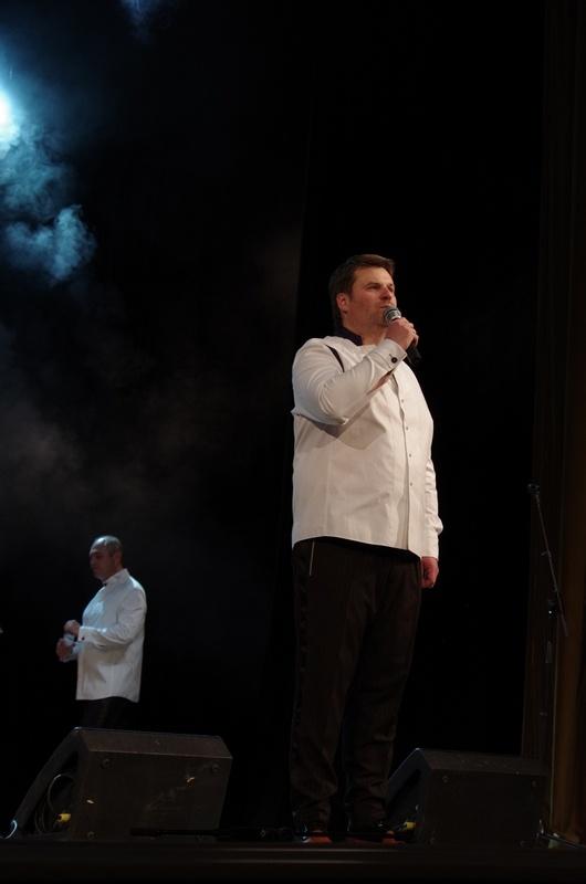 Пиккардийская Терция в Донецке