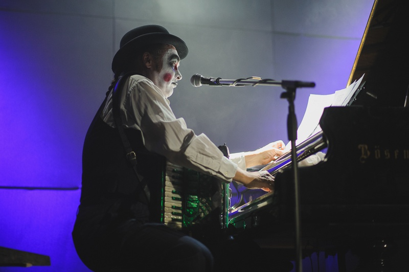 Tiger Lillies in Kiev