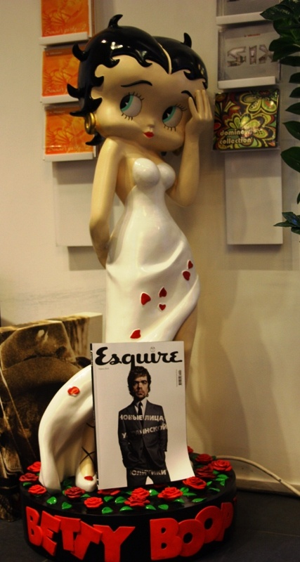 Esquire Ukraine в Донецке