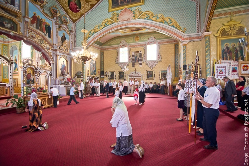 Церква Святої Трійці Микуличин